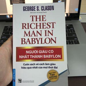Sách người giầu có nhất thành Babylon