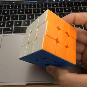 Mạnh Giải Rubik
